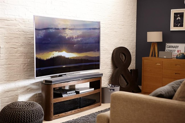 Choose A Sleek Soundbar To Soup Up Your Stylish Living Room. Thereu0027ll Be No  More Pesky Stereo Cables To Trip You Up After A Night Out Drinking Doubles  Down ...