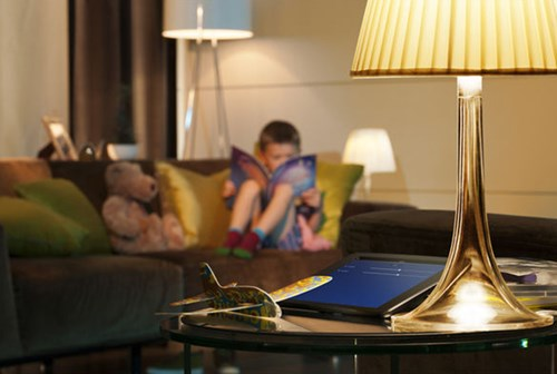 Control your lighting from your phone with philips hue smart bulbs save energy and money while generally making your home a cosier place to live by upgrading to a smart lighting system such as the philips hue aloadofball Images