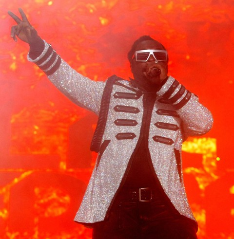Will .i .am X Factor Tech