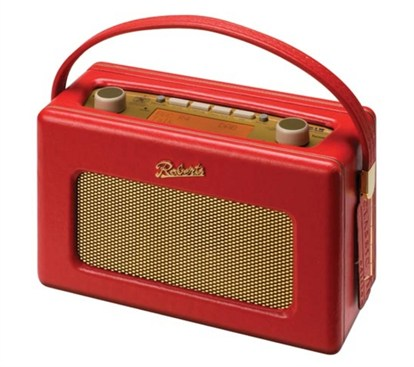 Roberts Revival DAB Radio RED