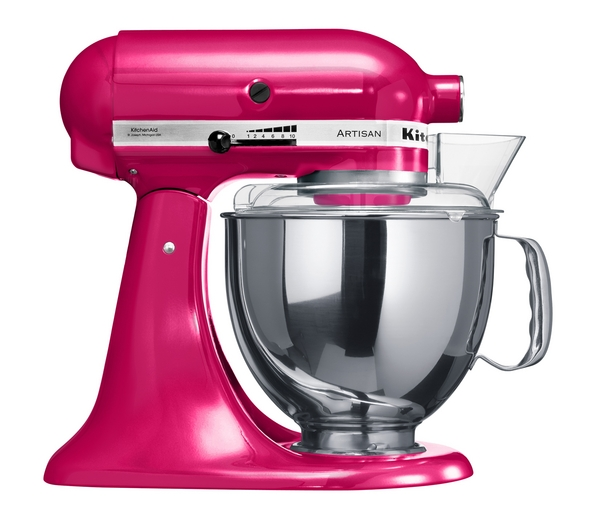 Kitchen Aid Mixer - Raspberry