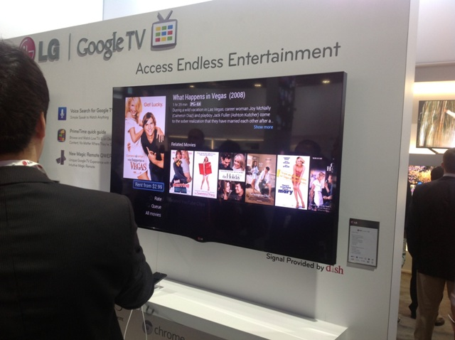 LG Showcases Its Google TV Services With The 55GA7900