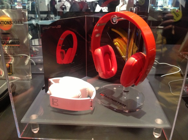 6) We Also Found The Time To Check -out Monster 's Amazing NFC-enabled Purity Headphones