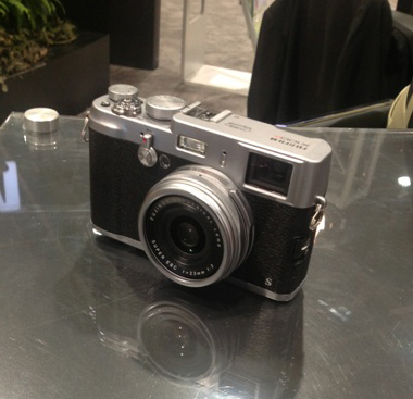 9) The Fuji X100S Was Getting A Lot Of Attention In Vegas , Winnin
