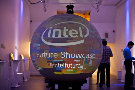 Intel Future Showcase Ball