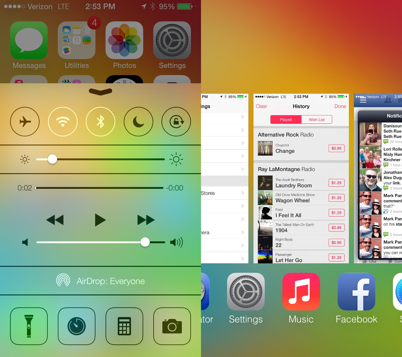 Skeuomorphism And The Unveiling Of IOS 7