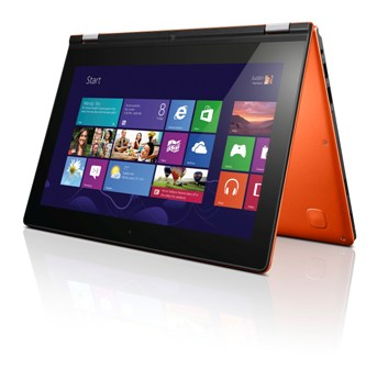 Ideapad Yoga 11'_Clementine Orange _Hero _07_interface