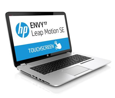 HP Envy Leap Motion One