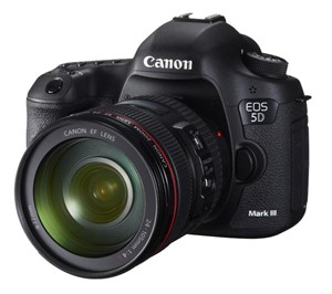 Canon 5D DSLR Camera