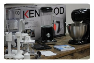 Kenwood mixers