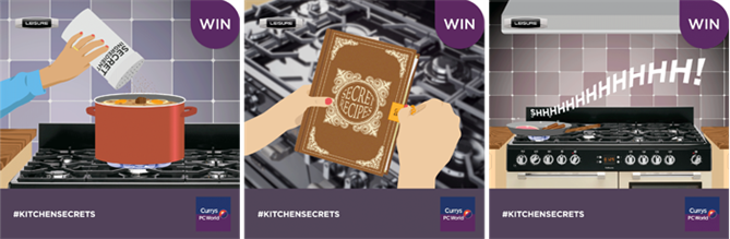 Kitchensecrets -group