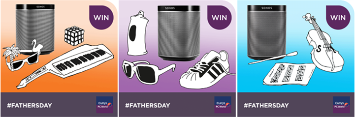 Sonos -fathers -day