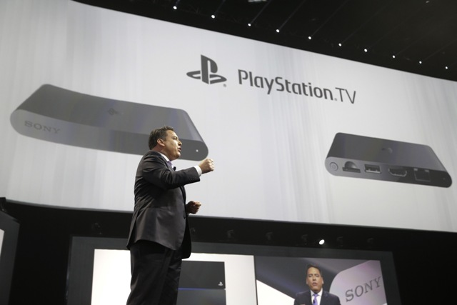Sony Launched The Play Station TV Streaming Device At E3