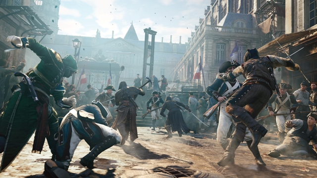 Assassin 's Creed Unity 1