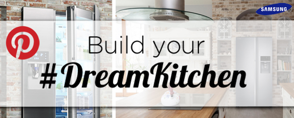 Competition] Build your dream kitchen - Pinterest