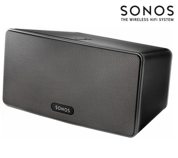 Wireless Multiroom - Sonos Play 3