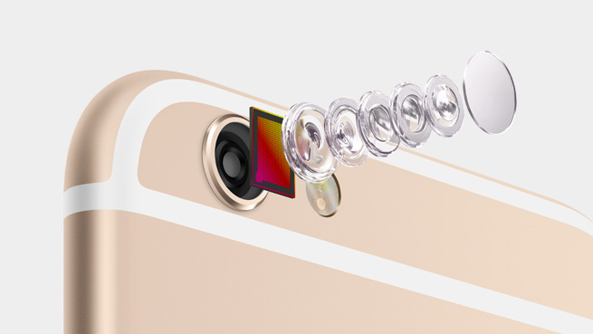 Apple -i Phone -lense