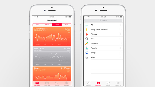 Apple Fitness Apps