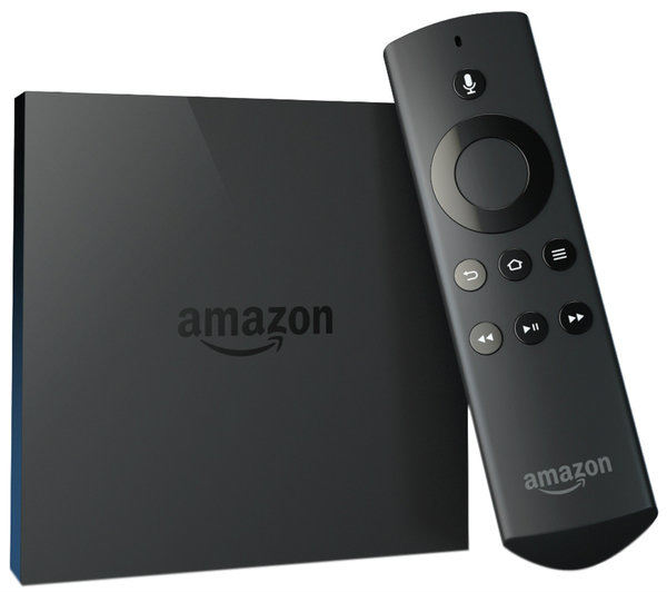 Fire TV Streaming Box