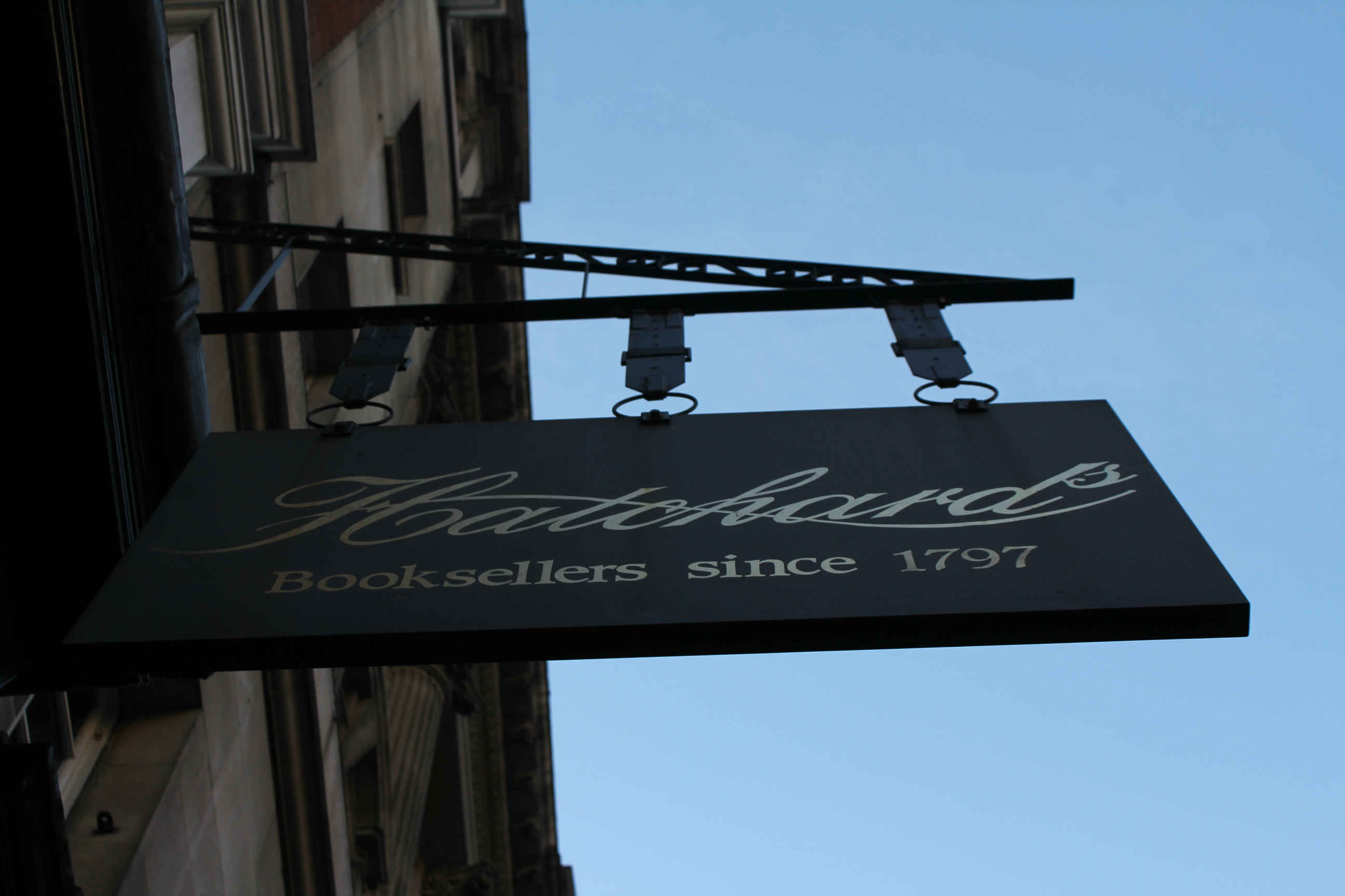 London's oldest remaining booksellers