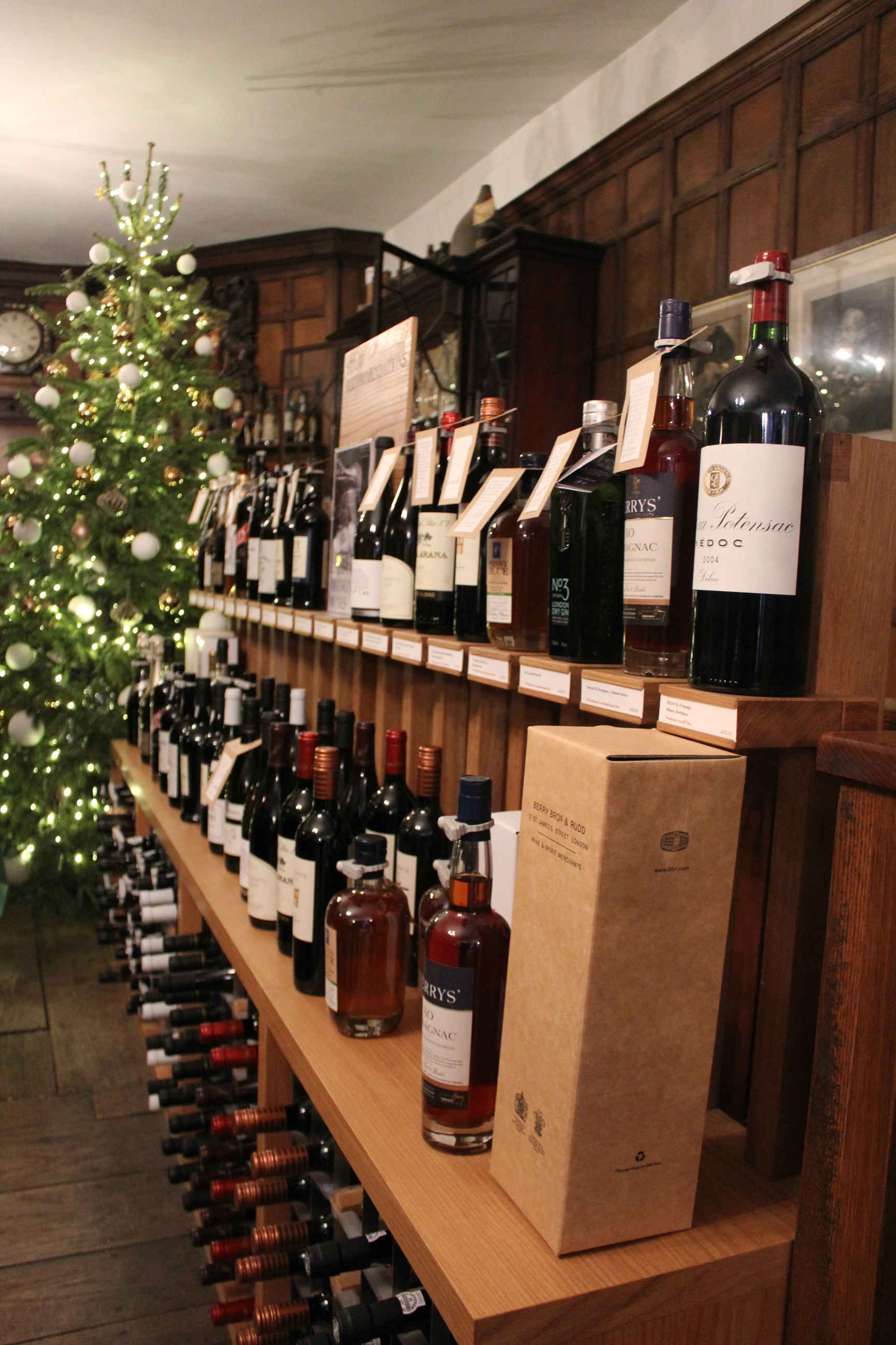 Britain's oldest wine and spirit merchant