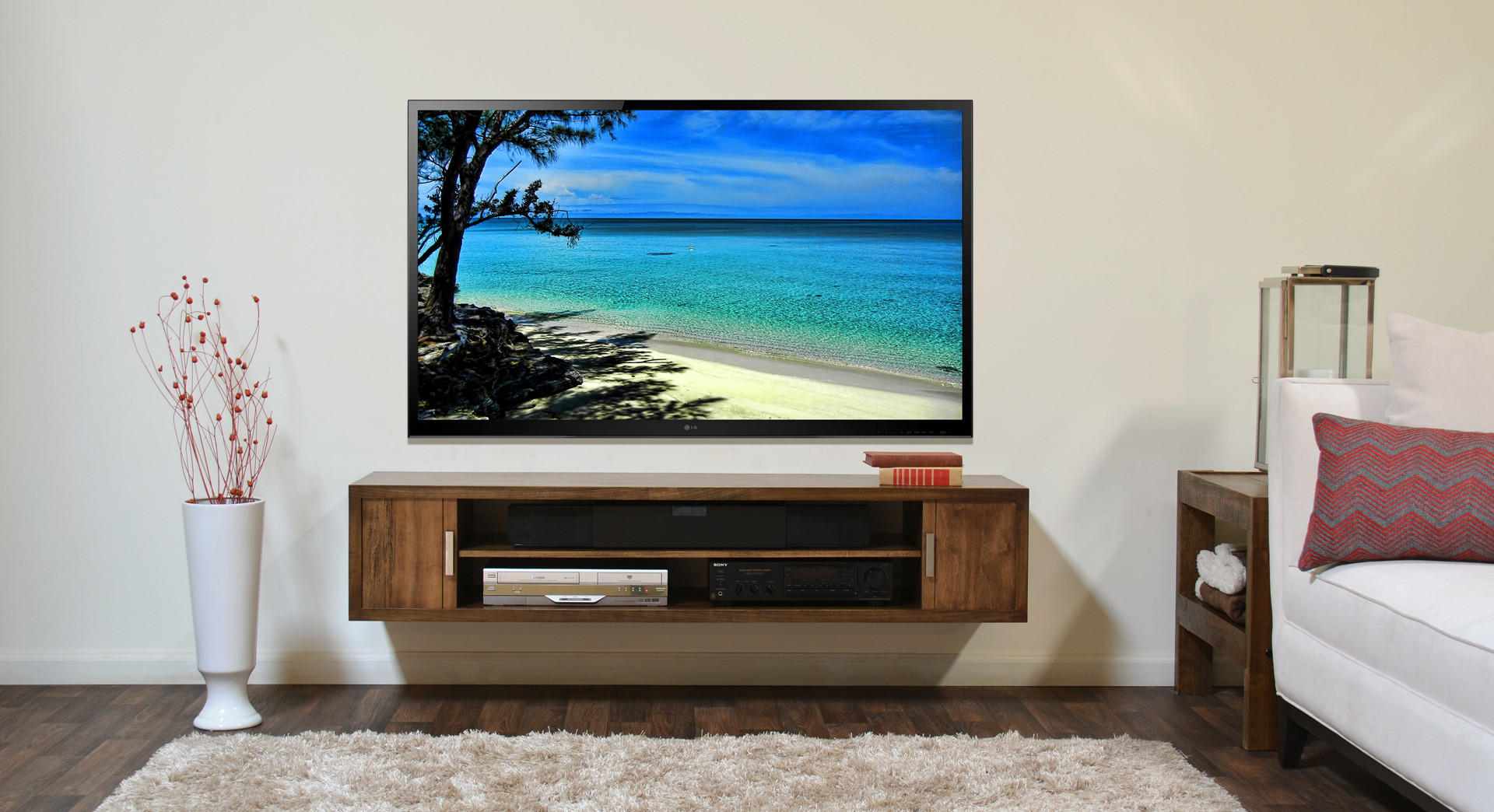 a guide to wall mounting your tv