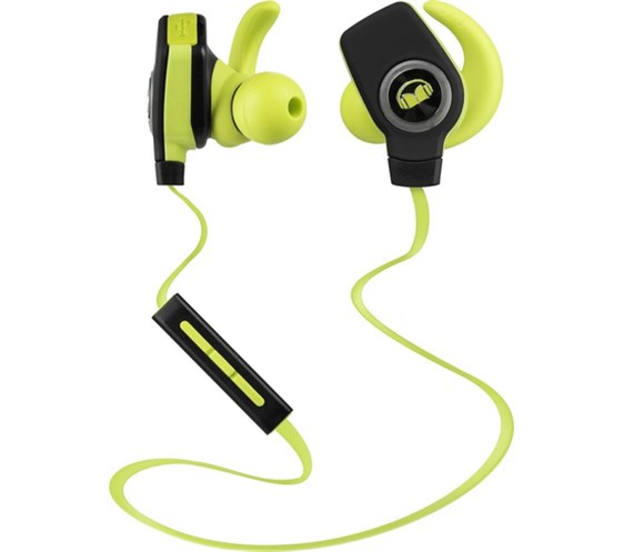Monster iSport Super Slim Sports Headphones