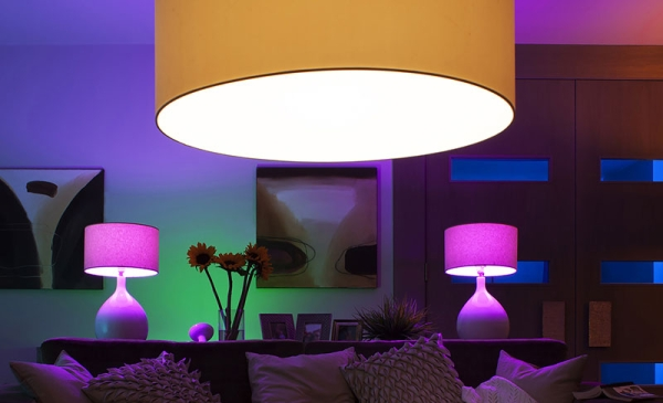 Five reasons why philips hue can light up your life techtalk or how about a lighting mood to match your memories or even get the party started with lighting that dances in time with your music philips hue aloadofball Gallery