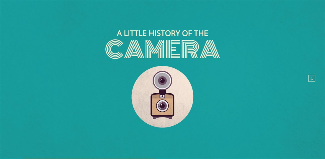 the full interactive history of the camera