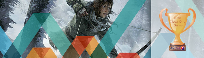 best xbox game of e3 rise of the tomb raider