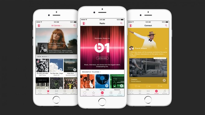 Apple Music and Beats 1