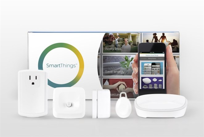 Samsung SmartThings range