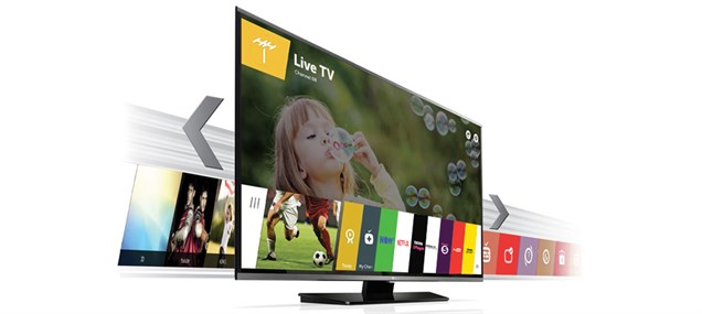 How to hook up a lg smart tv