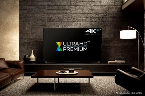 Panasonic Ultra HD Premium TV