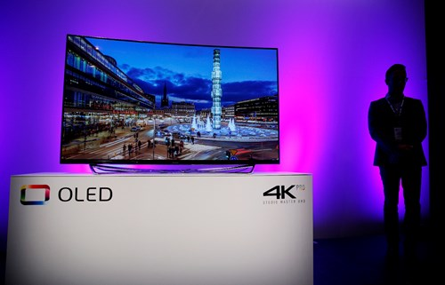 Panasonic UHD OLED TV