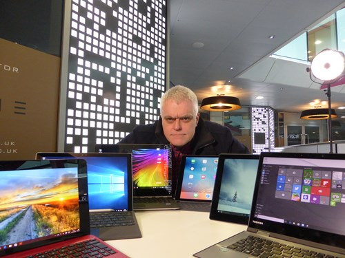 Jon Bentley 2-in-1 laptops