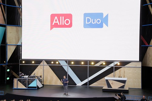 Allo and Duo