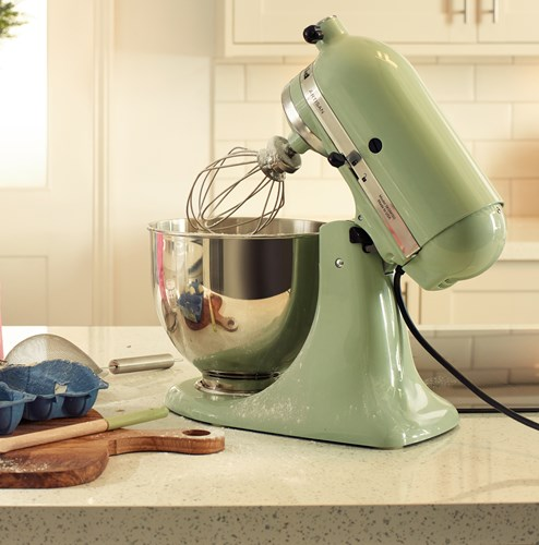 How To Bake The Perfect Cake With Kitchen Kitchenaid Mixer