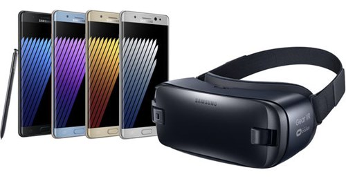 Samsung Gear and Phones