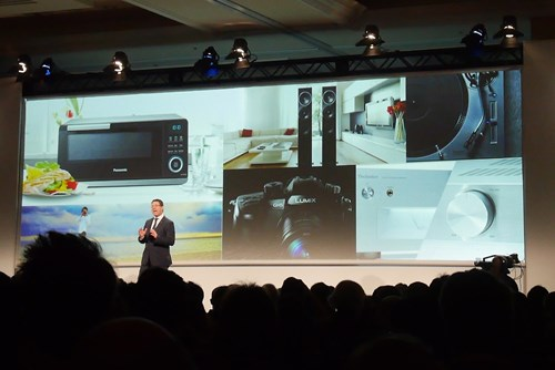 Panasonic announce