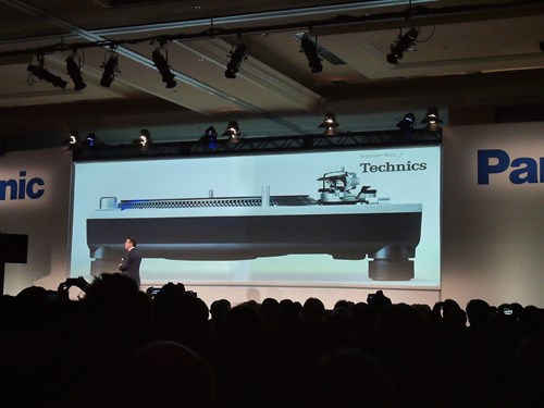 Panasonic Turntables