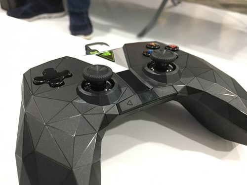 Hands on with Nvidia Shield TV at CES 2017