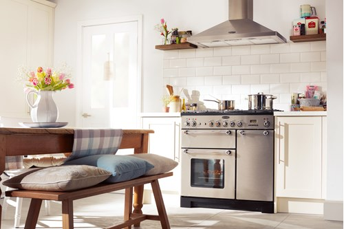 Kitchen Designs With Range Cookers. Looking for a new oven but not sure what s best you and your kitchen  Whether re fitting out first home or revamping we can help Freestanding vs built in ovens which is right me TechTalk
