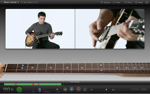 Getting started with GarageBand on your iPad