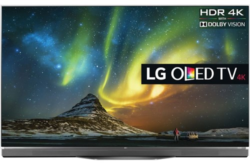 "LG OLED55E6V Smart 3D 4k Ultra HD HDR 55"" OLED TV"