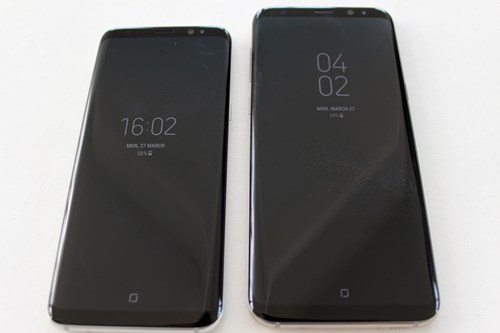 S8 and S8 +
