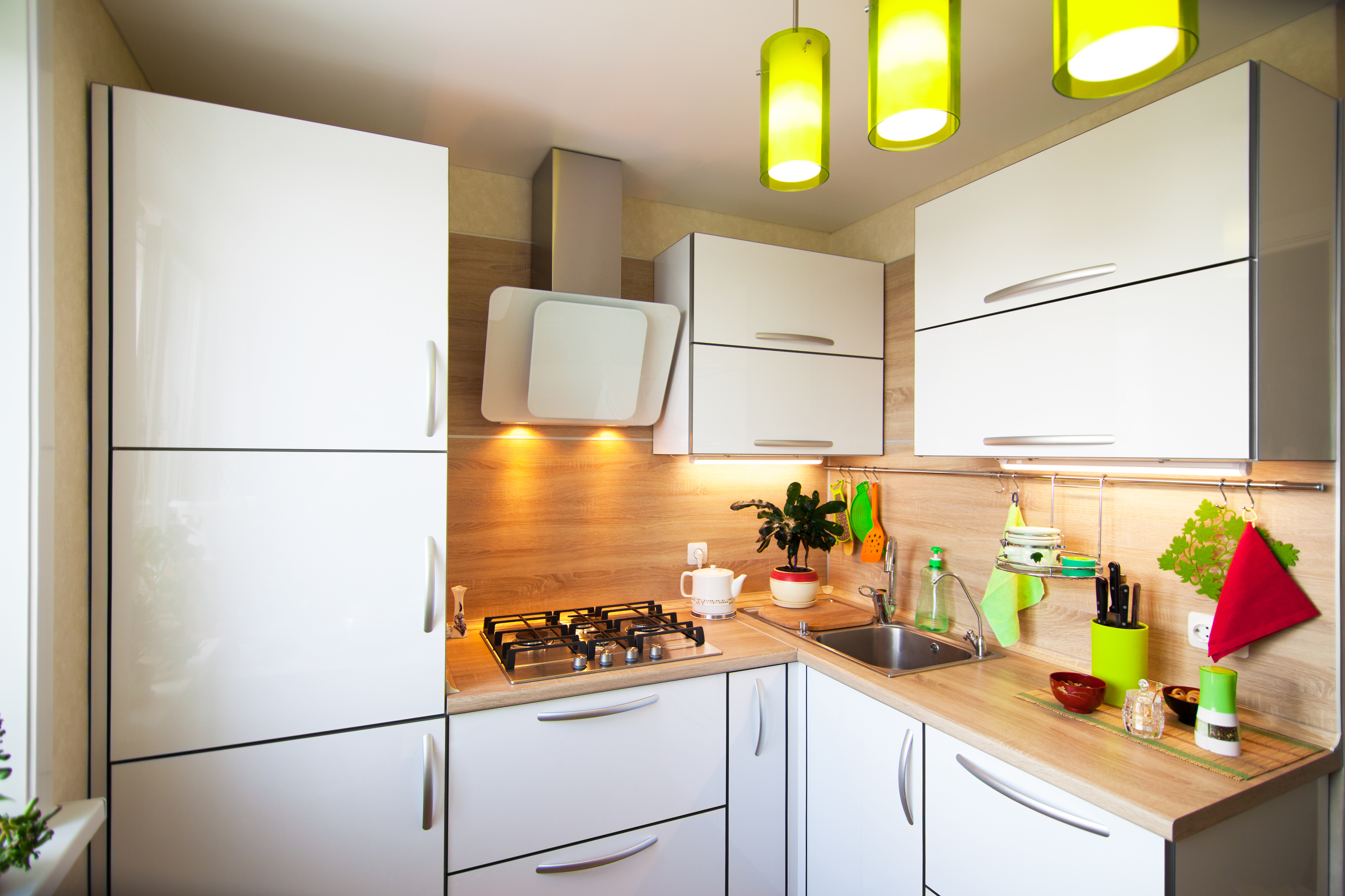 Practical tips for small kitchens techtalk - Practical home tips easy solutions ...