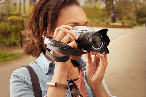 buying a camera for blogging