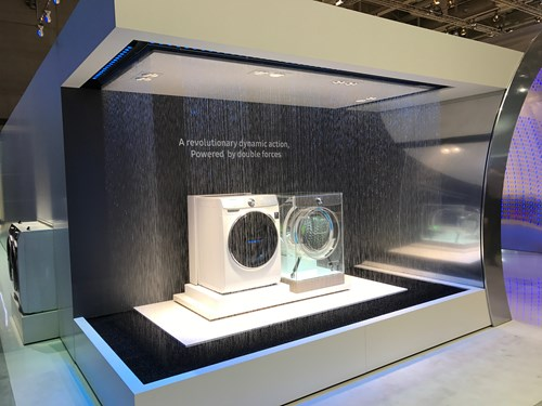 Introducing The New Samsung Quickdrive Washing Machine