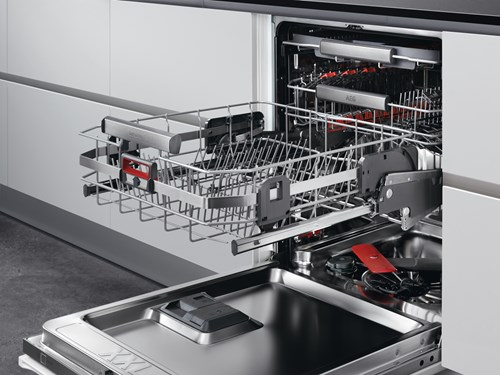 AEG Customflex dishwasher